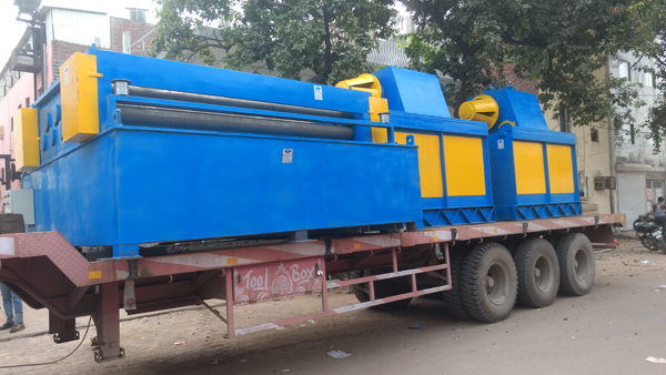 Cone Type Heavy Duty Decoiler Machine