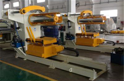 Coil Recoiler and Decoiler Manufacturer