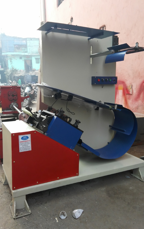 S Loop Type Straightener Manufacturer