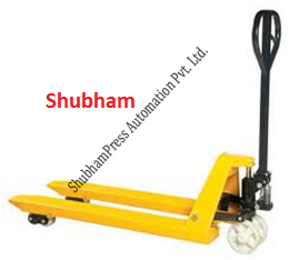 Hydraulic hand pallet truck Capacity