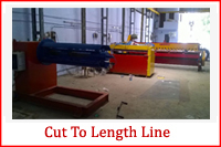 CUT TO LENGTH LINE