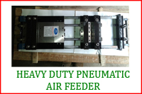 HEAVY DUTY PNEUMATIC AIR FEEDER